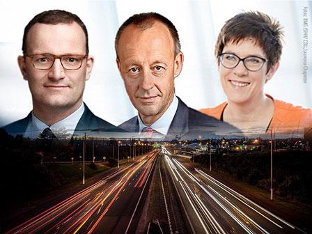 Umfrage CDU