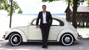 Dr. Michael Haberland, Präsident des Automobilclubs Mobil in Deutschland e.V.