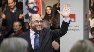 Martin Schulz, Kanzlerkandidat der SPD (Copyright: Thomas Imo/photothek.net)