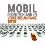 Logo Mobil in Deutschland Verkehrsumfrage 2018