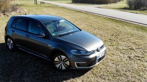 VW e-Golf im Test von Mobil in Deutschland e.V.