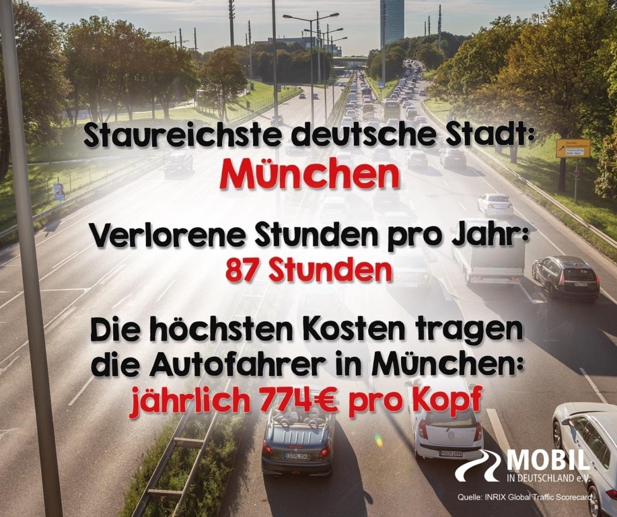 München Staustadt Nr. 1