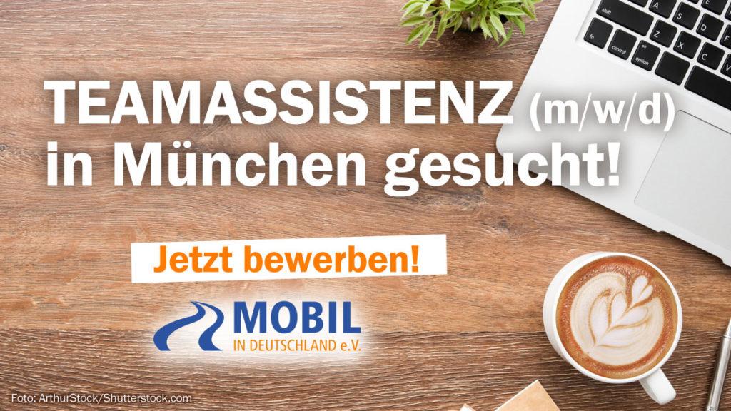 Teamassistenz München